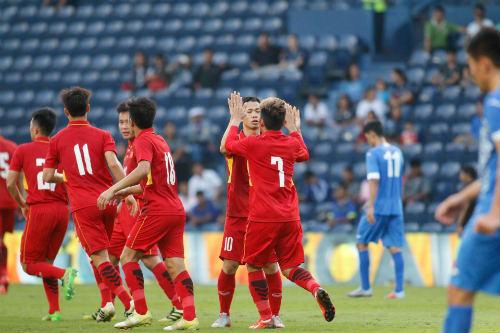"""Chi tiết U23 Việt Nam - U23 Uzbekistan: Quang Hải không thể tạo """"phép màu"""" (KT) - 10"""