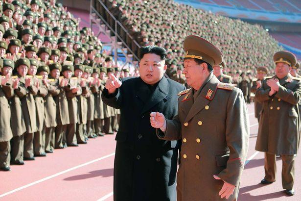 """Tướng thân cận hàng đầu của Kim Jong-un """"mất tích"""" bí ẩn - 1"""