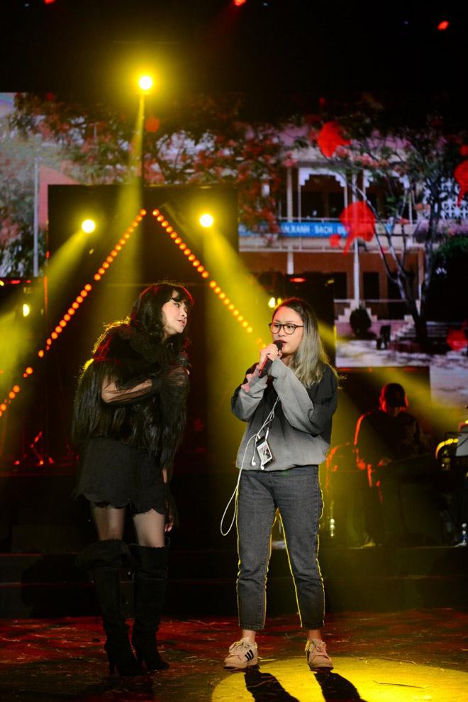 Ba gia đình nhạc nhẹ Việt hội ngộ trên sân khấu biểu diễn - 1