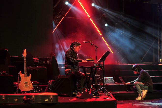 Ba gia đình nhạc nhẹ Việt hội ngộ trên sân khấu biểu diễn - 2