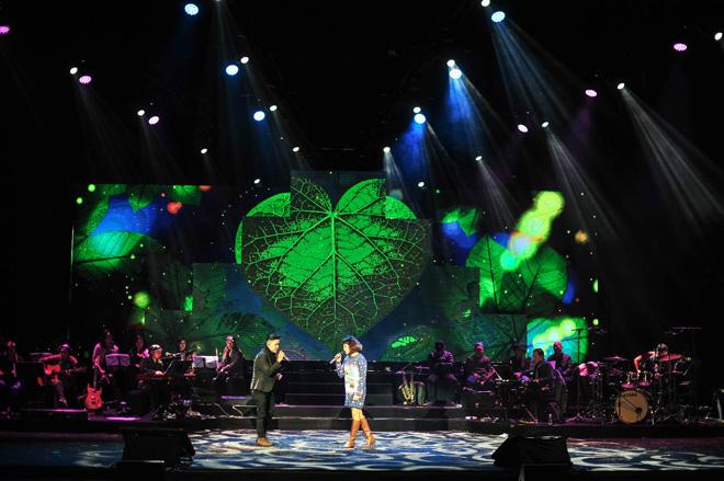 Ba gia đình nhạc nhẹ Việt hội ngộ trên sân khấu biểu diễn - 7