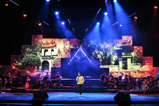 Ba gia đình nhạc nhẹ Việt hội ngộ trên sân khấu biểu diễn - 8