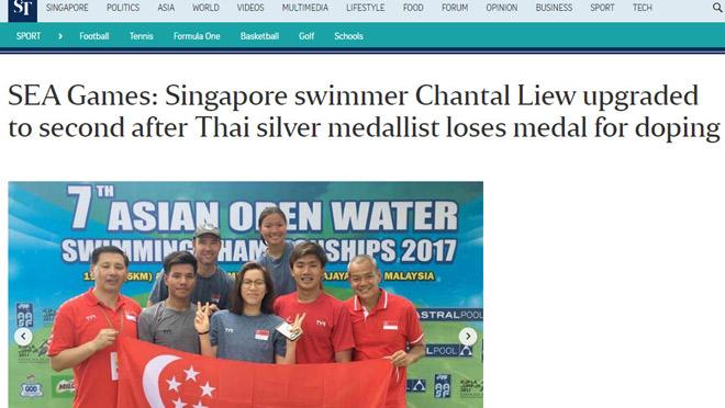"""HCV """"trên trời"""" loạn SEA Games: Việt Nam hưng phấn, Singapore """"đổ lệ"""" - 2"""