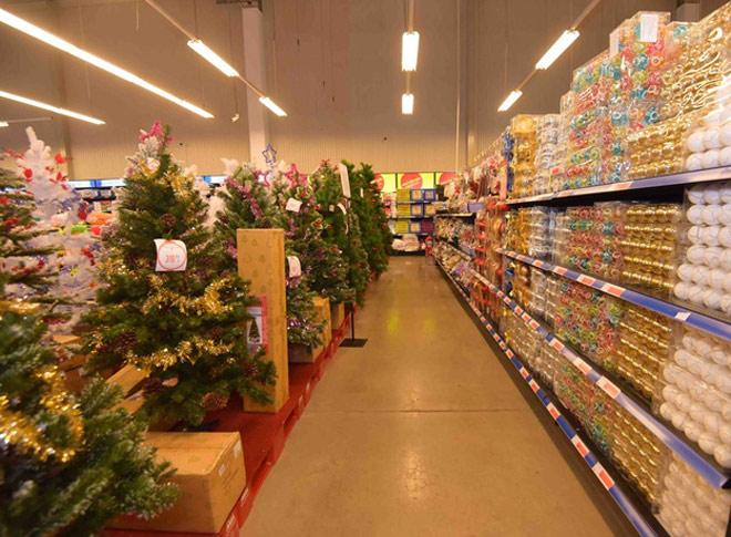 MM Mega Market khuyến mãi lên đến 50% mùa Giáng sinh - 2