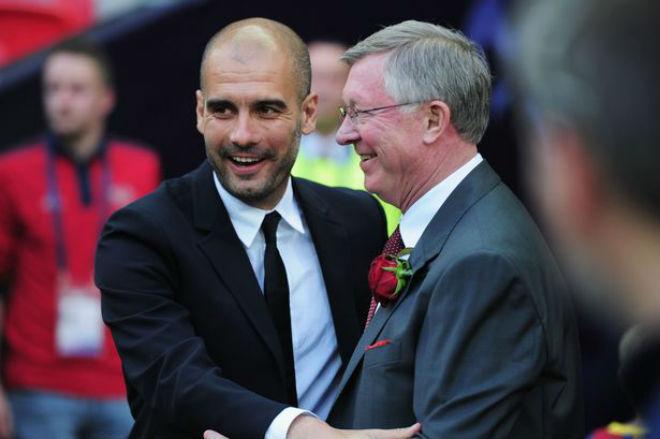 Man City bay bổng, Pep tự nhận trên tài Sir Alex & Mourinho - 2