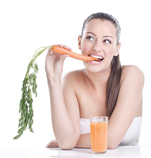 """Những công dụng """"không tưởng"""" của cà rốt - 1"""