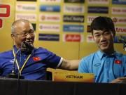 Bóng đá - HLV Park Hang Seo: U23 Việt Nam sẽ cố gắng thắng Thái Lan