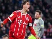 """Bayern Munich - Koln: 60 phút vất vả trước kẻ  """" da dày """""""