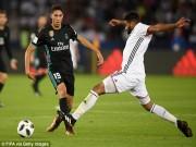 "Al Jazira - Real Madrid: Ronaldo cứu tinh, Gareth Bale  "" đóng nắp """