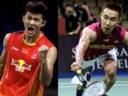 """Cầu lông triệu đô: Lee Chong Wei thăng hoa, Chen Long  """" tháo chạy """""""