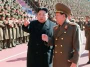 """Tướng thân cận hàng đầu của Kim Jong-un  """" mất tích """"  bí ẩn"""