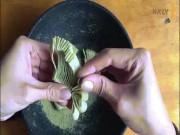 Cách làm mứt dừa hoa cúc siêu dễ, siêu đẹp đón Tết