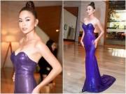 Váy tiểu thư kiêu kỳ áp đảo trong top sao Việt mặc đẹp