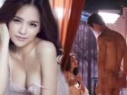 Loạt cảnh nóng thiêu đốt màn ảnh Việt năm 2017