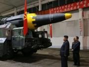 """Trung Quốc đã thực sự  """" biết sợ """"  vũ khí hạt nhân Triều Tiên?"""