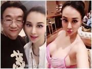 Nữ diễn viên gốc Việt 27 tuổi cặp kè sao nam 71 tuổi
