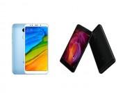 Giá 4 triệu đồng: Chọn Xiaomi Redmi 5 Plus hay Redmi Note 4?