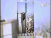 Nghệ sĩ TQ tuột tay rơi từ tầng 62: Tự hại mình vì cái gì?