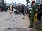 Nóng 24h qua: Phó chủ tịch huyện ngồi trong xe ô tô gây tai nạn khiến 3 người chết