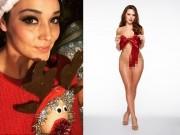 3 kiểu làm đẹp kỳ dị  đánh đu  theo Giáng sinh