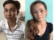 Trinh sát bắt đối tượng trong băng dàn cảnh cướp tài sản ở Sài Gòn