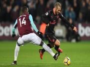 West Ham - Arsenal: Derby rực lửa, kịch tính phút chót