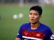 Bóng đá - Đấu Thái Lan, U23 Việt Nam tập dưới mưa đến kiệt sức