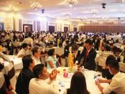 Lễ mở bán lần 2 của Trần Anh Riverside thu hút người tiêu dùng bất động sản