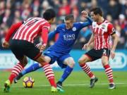 "Southampton - Leicester City: 4  "" cú đấm ""  trời giáng"