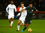 Swansea - Man City: Đại tiệc 4 sao, solo kết liễu
