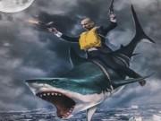 Man City thắng trận 15: Pep cưỡi cá mập, hủy diệt Ngoại hạng Anh