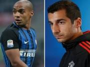 Chuyển nhượng MU: HLV Mourinho chốt SAO Inter thay Mkhitaryan
