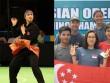 """HCV  """" trên trời """"  loạn SEA Games: Việt Nam hưng phấn, Singapore  """" đổ lệ """""""