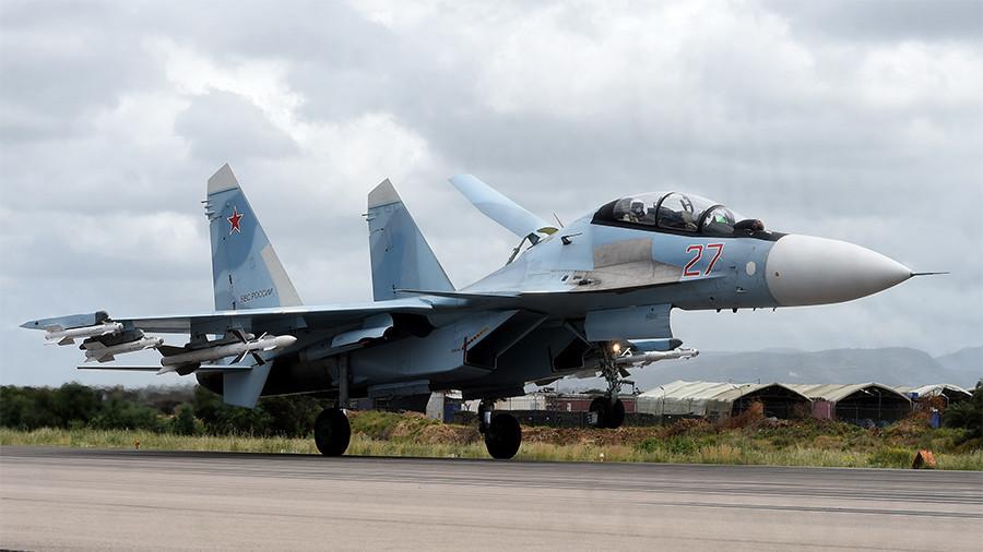 F-22 Mỹ nổ súng khi đụng độ chiến đấu cơ Nga ở Syria? - 2