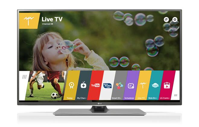 """LG bất ngờ tung 30 mẫu TV 4K """"tấn công"""" thị trường - 1"""