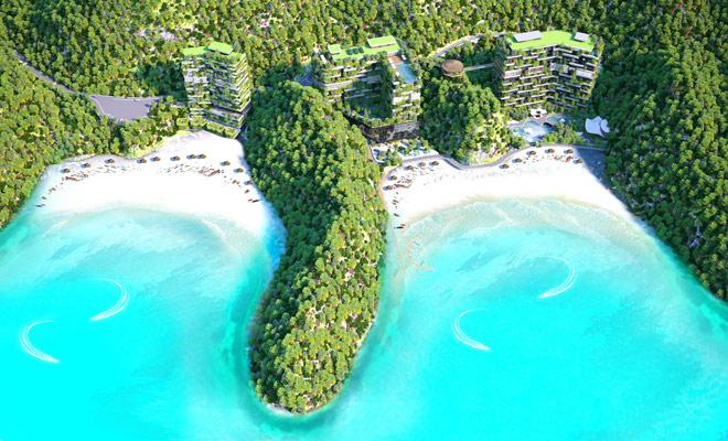 Flamingo Cát Bà Beach Resort – đón đầu xu hướng nghỉ dưỡng núi và biển hòa hợp - 1