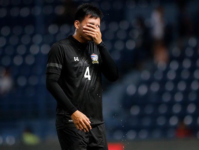 """Thua U23 Việt Nam, cầu thủ U23 Thái Lan như người """"mất hồn"""" - 7"""