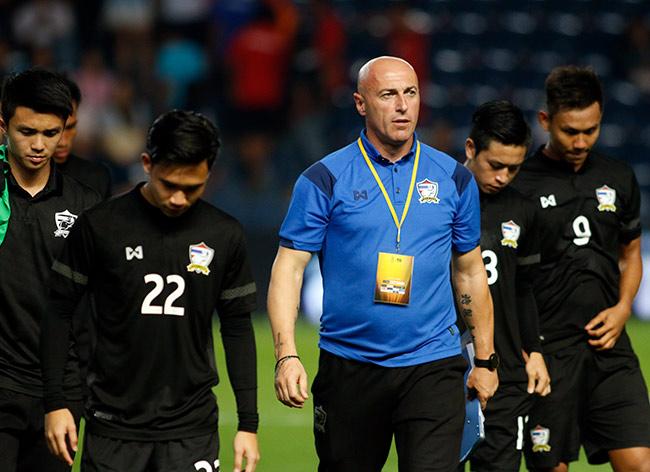 """Thua U23 Việt Nam, cầu thủ U23 Thái Lan như người """"mất hồn"""" - 8"""