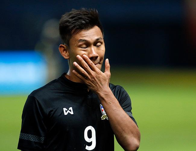 """Thua U23 Việt Nam, cầu thủ U23 Thái Lan như người """"mất hồn"""" - 9"""