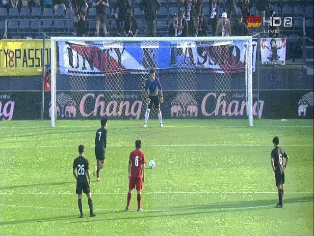 """""""Người nhện"""" U23 Việt Nam hóa De Gea, U23 Thái Lan lắc đầu ngao ngán"""