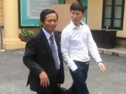 Luật sư của ông Đinh La Thăng đang bào chữa tại đại án OceanBank
