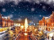 Không phải Pháp hay Đức, đây mới là nơi có mùa Noel lãng mạn nhất