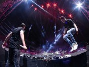 """Hơn 20.000 khán giả Sài Gòn  """" quẩy """"  hết mình trong đêm nhạc Armin"""