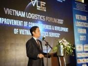 Chi phí logistics của Việt Nam chiếm 21 - 25% GDP