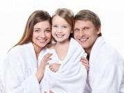 Mùa đông đến, đừng quên bảo vệ sức khoẻ cả khi tắm!