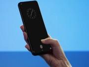 """Galaxy S9 có thể bị  """" smartphone lạ """"  cướp cảm biến vân tay trên màn hình"""