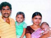 Gã chồng nhẫn tâm thiêu chết vợ và 2 con vì... không sinh được con trai