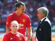 TRỰC TIẾP họp báo West Brom - MU: Vừa tái xuất, Ibra nhận tin phũ từ Mourinho