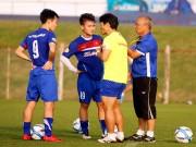 U23 Thái Lan - U23 Việt Nam: Phá dớp sợ người Thái