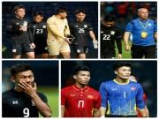 """Thua U23 Việt Nam, cầu thủ U23 Thái Lan như người """"mất hồn"""""""